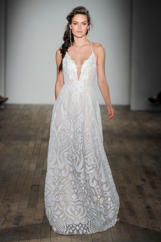 e4dfaba32297b Bridal Gown Inspirations for a Beach Wedding