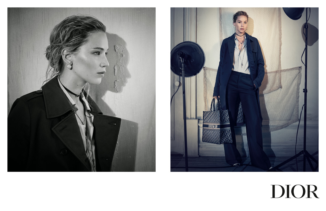 e70f1948ef5 Dior Presents its Fall Winter 2018-2019 Campaign