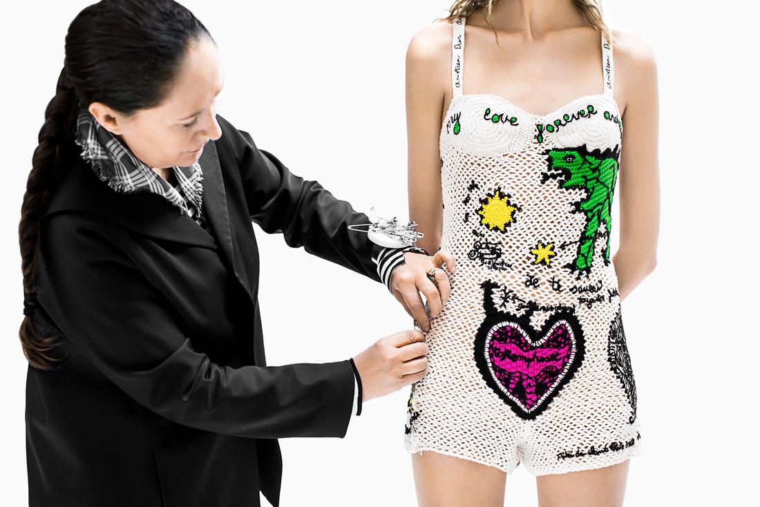 902f8cc224 Savoir-Faire Behind Dior s Knitwear
