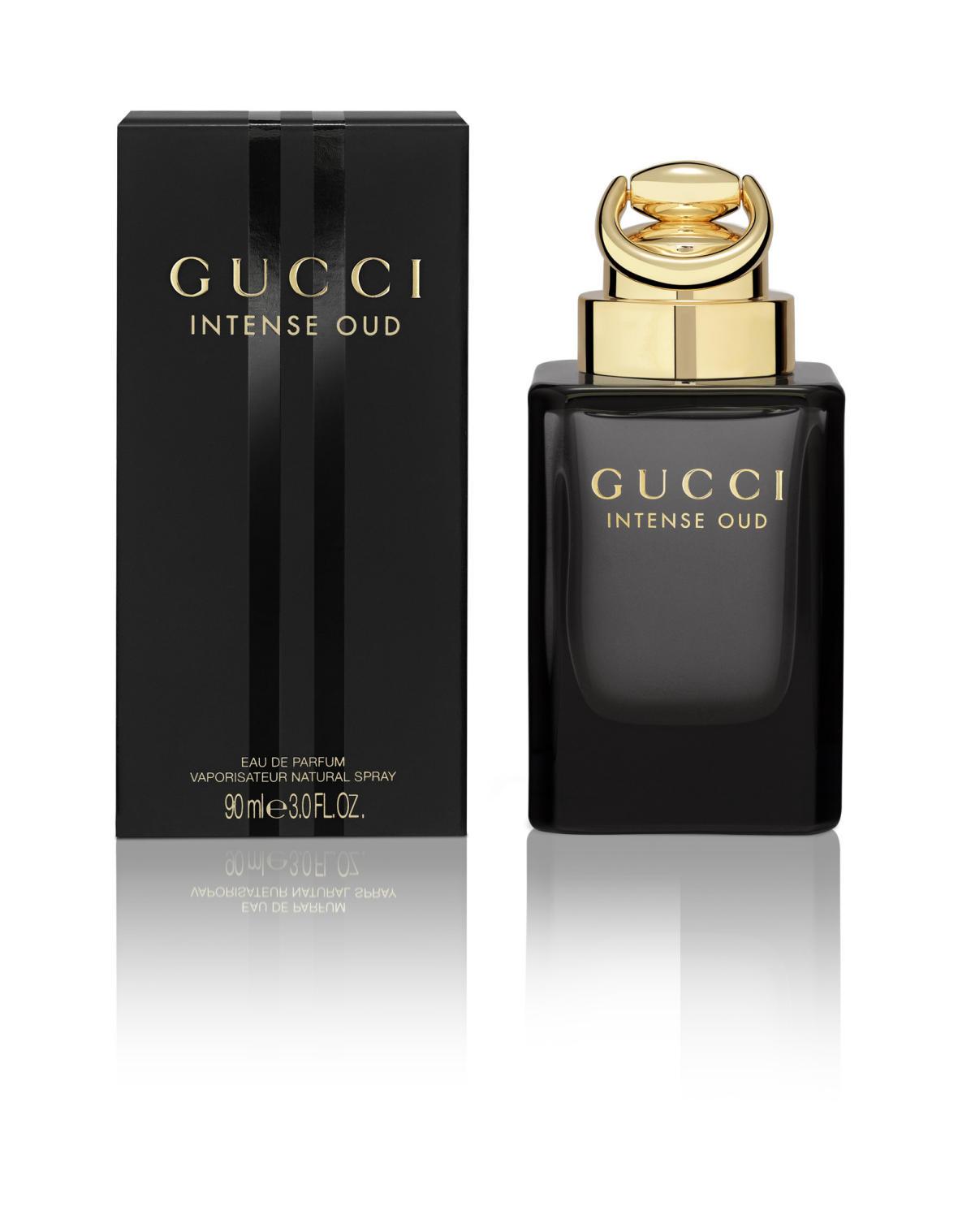 Perfume Gucci. Be charming